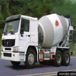 SINOTRUK HOWO camion 6x4 de mélangeur concret de 8 mètres cubes