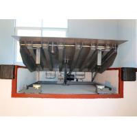 Low Pressure Hydraulic Mechanical Dock Leveler Steel Plate Frame