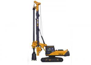China Hydraulic Rotary drilling rig machine Piling machine borehole drilling machine on sale