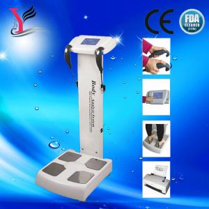 China salon beauty equipmenbody composition analyzer/body fat scale/Body Fat Analyzer on sale