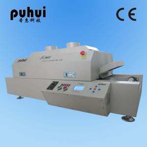 China Puhui T960 wave soldering machine,smd led soldering oven,infrared solder,reflow oven,taian,T960 on sale