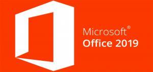 China Advance Sale Office 2019 Product Key , Office 2019 Microsoft English Language on sale