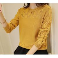 Spring Fashion woman sweater,woolen sweater,lady sweater