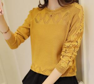 China Spring Fashion woman sweater,woolen sweater,lady sweater on sale