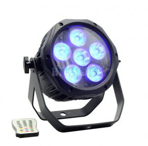 China Waterproof 6 * 10W Astera AX10 Led Par Spotlight / 4 In 1 Rgbw Led Stage Lights on sale