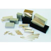 Custom Strongest Industrial Sintered NdFeB Magnets with Block, Ring, Disc Shape grade N52