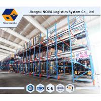 Capacity 1500kg Per Shuttle Pallet Racking For Logistic Distribution Centers