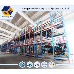 Capacidad 1500kg por el tormento de la plataforma de la lanzadera para los centros de distribución logísticos