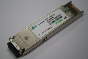 Quality XFP Optical Transceiver 10GBASE-SR 300M 850nm XFI Loopback Mode for sale