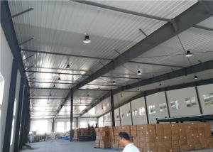 Quality High strength fireproof prefabricated steel structure construction storage for sale
