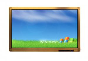China Indoor Multi Touch 55inch Built-in PC Monitor , Bluetooth Touch Screen Monitor on sale