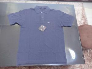 China Apparel stock wholesaler-20K branded new ELLE ET LUI classic Polo Men T-shirts stock lots on sale
