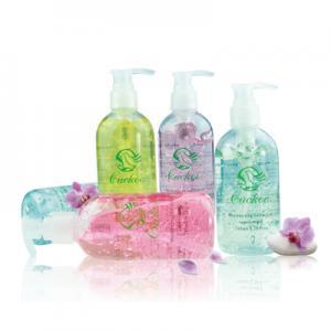 China Moisturizing nail polish remover gel  245ml/30g  6 tastes on sale