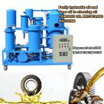 Best Quality Vacuum Hydraulic Oil Treatment Purifier machine for removing water and impurities