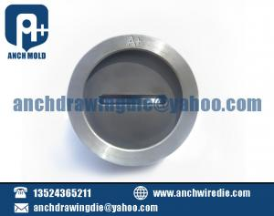 China anchmold shaped wire drawing dies for flat copper wire on sale
