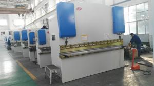 China Manual Sheet Metal Press Brake Machine Second Hand 160T Hydraulic Bending Machine on sale
