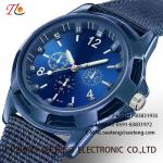 movement watch quartz Wrist Watch weave strap suitable for climbing skiing and outdoor sorts fo r men custom LOGO