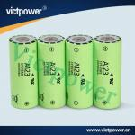 China 3.2v 2500mAh A123 26650 lifepo4 rechargeable battery cell wholesale