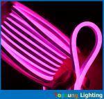 24v/12v rgb led light 8.5*17mm size neon flex light with ce rohs ul certification