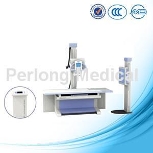 China Medical radiogrpahy x ray sysem | 200mA medical  x ray machine (PLX160A) on sale