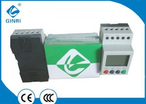 China AC DC  Elevators  Single Phase Home Voltage Protector Automatic With Power - On Delay on sale