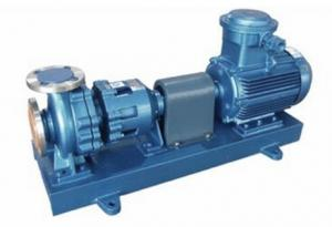 China IMC Stainless steel high temperature magnetic pump with shaft coupling no leakage on sale