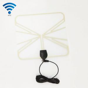Quality Free Channel Reception Use Indoor HD Television Antennas 30DBi for sale