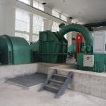 100KW To 1600KW Stainless Steel Hydro Power Generator For High Head And Low Flow
