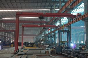 China Prefabricated Light Structural Steel Fabrications Construction Building supplier