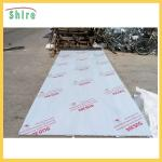 Painted Aluminum Surfaces Protective Film LDPE Protective Films For Aluminum Sheet Protection