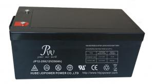 China Safety Deep Cycle VRLA Battery 12V 250ah , Renewable Energy Storage Batteries on sale
