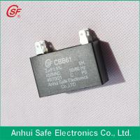 China facon capacitor for standing fan on sale