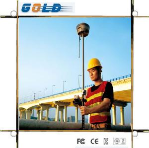 China Touch Screen Multi-language Optional GPS Surveying Instruments on sale