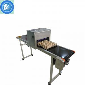 China Electrical Egg Batch Number Printing Machine, Date And Batch Printing Machine on sale