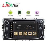AM FM Radio Ford Car DVD Player Support Newest Apps Built - In Radio Tuner