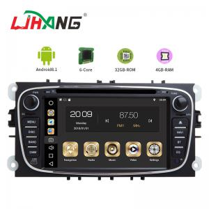 China AM FM Radio Ford Car DVD Player Support Newest Apps Built - In Radio Tuner on sale
