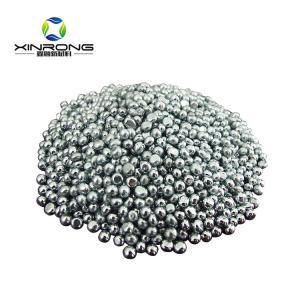 China Grey 3 - 5mm  99.99% Pure Gallium Metal For EPI Arsenide Gallium Wafer on sale