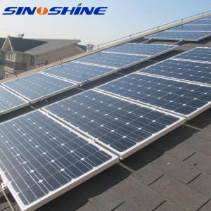 China 20kw 40kw 100kva solar panel cleaning power system with battery for home on sale