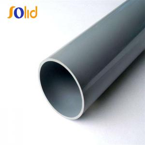 China Large Diameter Plastic 24 Inch PVC Pipe for Water Supply on sale