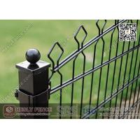 China Decorative Twin-Wire Mesh Panel Fencing on sale