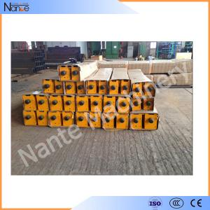 China Nante Safety Single Girder Crane End Carriage Overhead Crane Components on sale