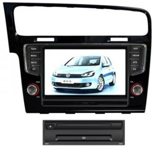 China USB / SD VW DVD GPS with Radio RDS for VOLKSWAGEN GOLF 7 VWM-8807GD on sale