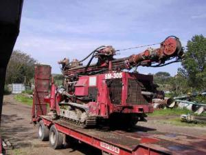 China KXDY-6 Full Hydraulic Drill Rigs & core drilling rigs on sale