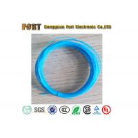 China Stranded Silver Plated PTFE Hook Up Wire , 18AWG 20AWG Insulated Copper Wire on sale
