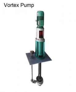 China Customized Electric Vortex Impeller Pump , Self Priming Vertical Peripheral Pump on sale