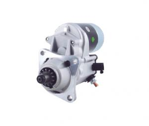 China CASE / FORD Diesel Engine Starter Motor 28000 5880 CW Rotation Compact Structure on sale