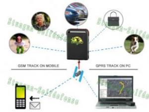 Quality perseguidor de GPS del coche/mini perseguidor de GPS GPRS del perseguidor de GPS for sale