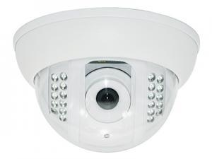 "China 1/4""Sharp Color CCD 420TVL  22 pieces IR-LED 3.6mm Board Lens color  CCTV Dome Camera(SC-D07SP) on sale"