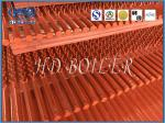 Stainless Steel Membrane Water Wall Panels For Utility / Power Staion , Industrial