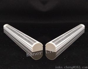 China PMMA Lens Clear Cover~60 Degree LED Profile, LED Aluminum Housing on sale